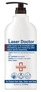 Laser Doctor регенерирующий крем-сыворотка 490 мл фото