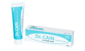 Dr. Cain Топический анестетик 30 г