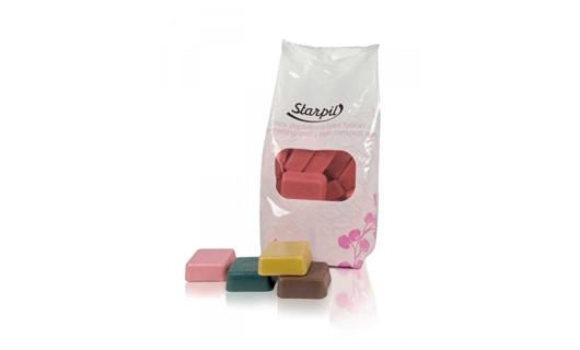 Starpil Горячий воск Европейский розовый 1 кг по специальной цене