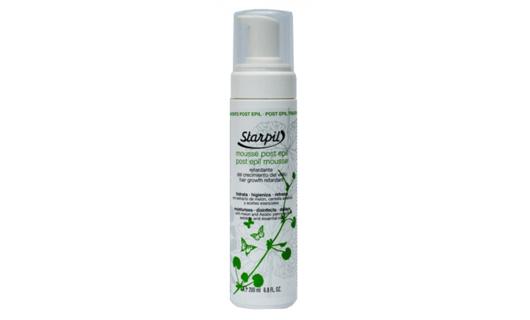 Starpil Растительный мусс замедляющий рост волос 200 мл по специальной цене