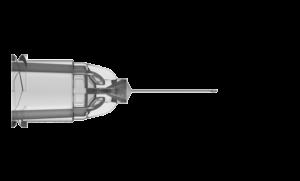 TSK Атравматичная игла 27G*13mm
