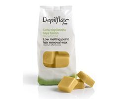 Depilflax Горячий воск Золотой EXTRA 1 кг