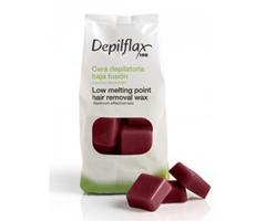 Depilflax Горячий воск Винная терапия EXTRA 1 кг фото
