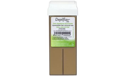 Depilflax Воск в картридже «Капучино» 110 г по специальной цене