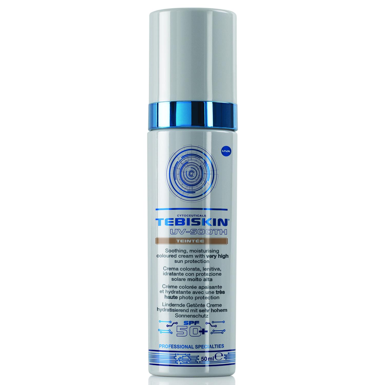 Tebiskin UV-Sooth Teintée SPF 50+ по специальной цене