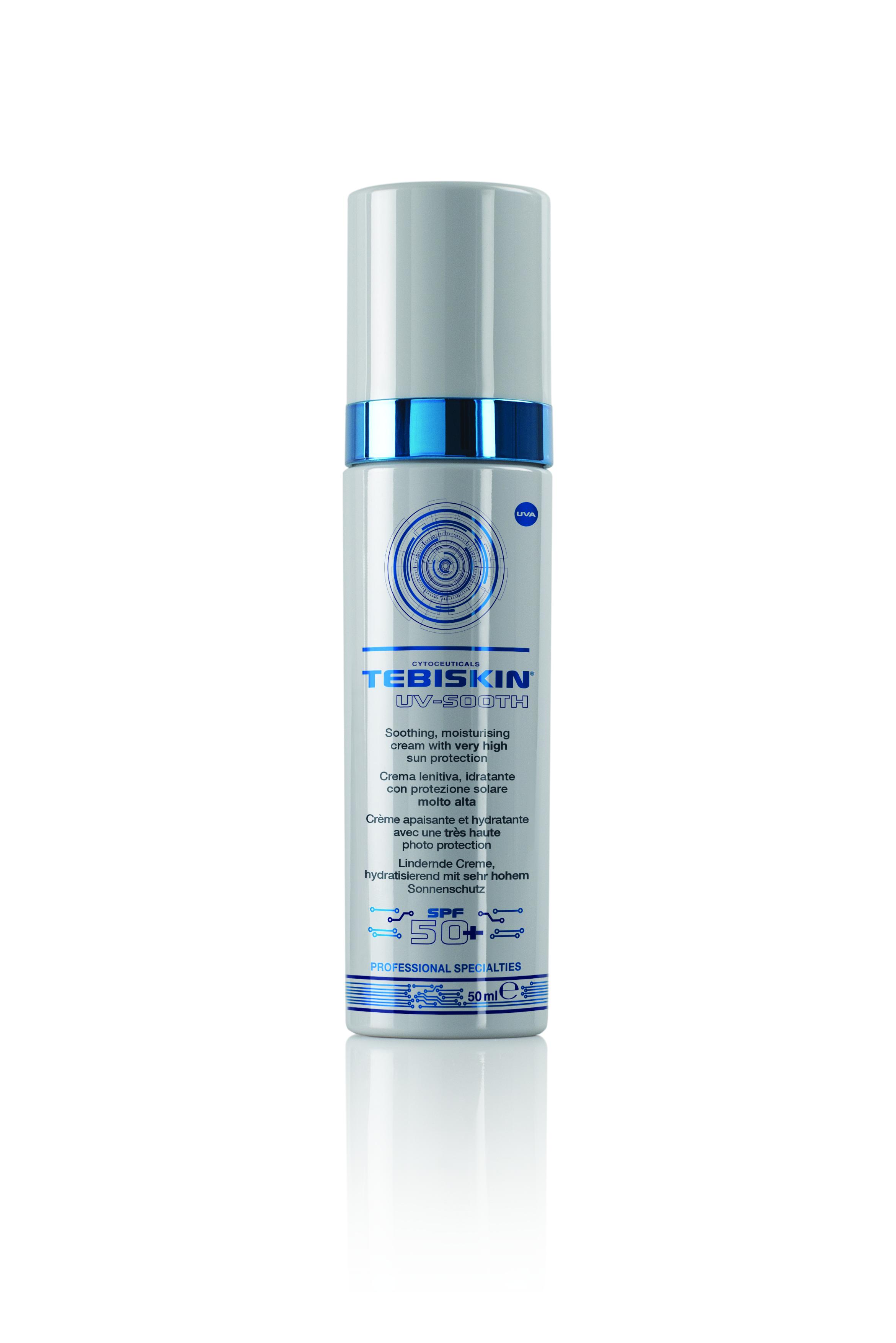 Tebiskin UV-Sooth SPF 50+ по специальной цене