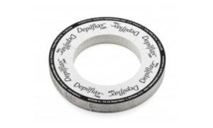 Depilflax Кольцо защитное, бумажное для баночного подогревателя 50 шт