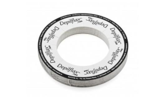 Depilflax Кольцо защитное, бумажное для баночного подогревателя 50 шт по специальной цене