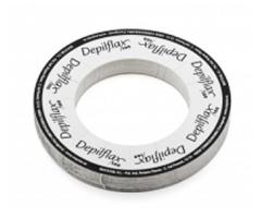 Depilflax Кольцо защитное, бумажное для баночного подогревателя 50 шт фото