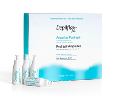 Depilflax Лосьон замедления роста волос ампулы 10мл 10шт фото