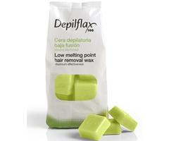 Depilflax Воск для депиляции горячий Аргана Argan в брикетах 1 кг фото