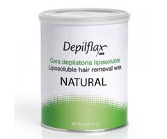 Depilflax Воск для депиляции Натуральный NATURAL в банке 800 мл фото