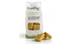 Depilflax Натуральный. Горячий воск 1 кг
