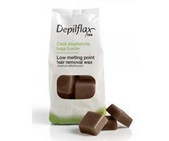 Depilflax Шоколад. Горячий воск 1 кг фото