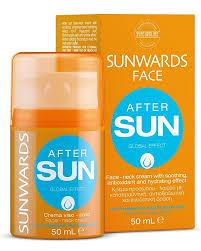 SUNWARDS Face After Sun фото