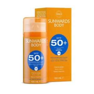 SUNWARDS Body Cream SPF 50+ фото
