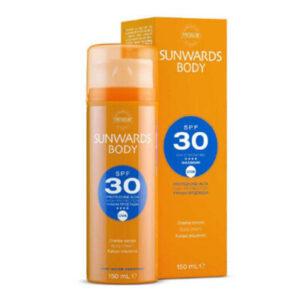 SUNWARDS Body Cream SPF 30 по специальной цене