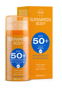 SUNWARDS Body Cream SPF 50+ фото
