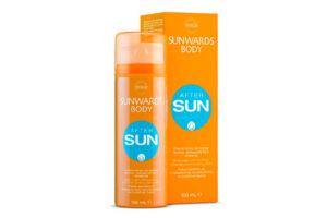 SUNWARDS Body After Sun фото